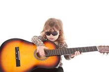 Empowering Guitar lessons for kids and adults- Northern Beaches. Elanora Heights Pittwater Area Preview