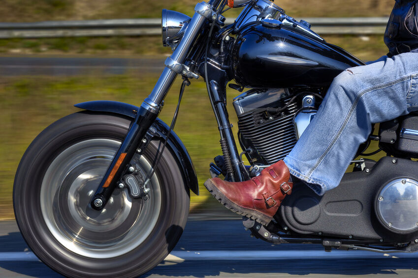 Your Guide to Vintage Biker Boots