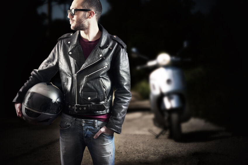 How To Clean A Leather Motorcycle Jacket Ebay