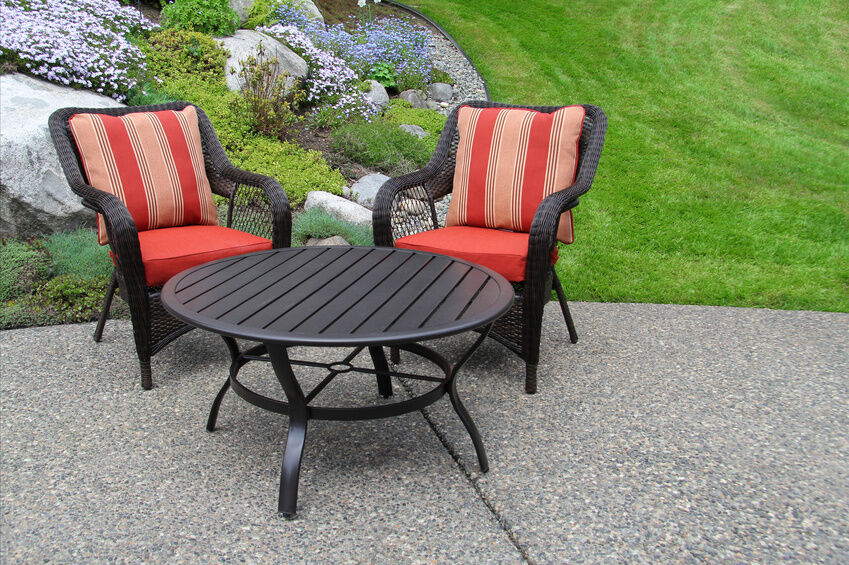 how to sew patio chair cushions chairs with h - Patio Chairs With Cushions Chair Reviews - Onenigh.com