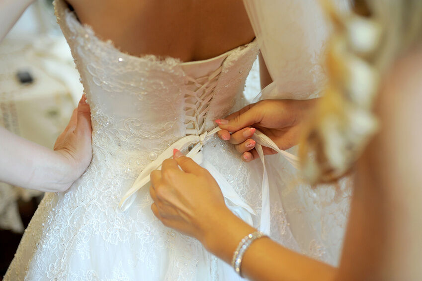How to Buy a Bridal Basque