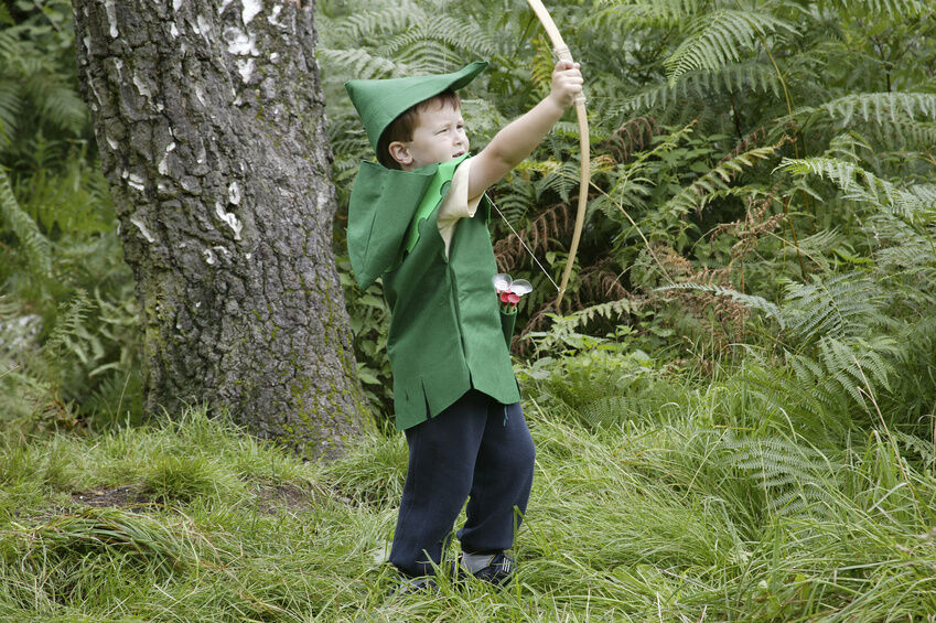 How to Create a Peter Pan Costume