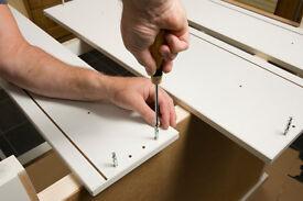 Flatpack Furniture Assemblers IKEA, ARGOS etc.