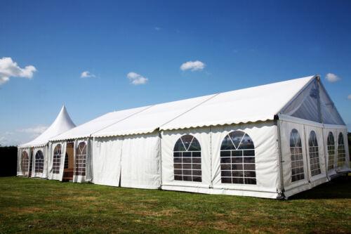 Familienfeier, Vereinsfest, Jubiläum im großen 6 x 12 Meter Partyzelt von eBay