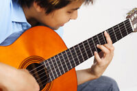 Guitar Lessons in Mississauga