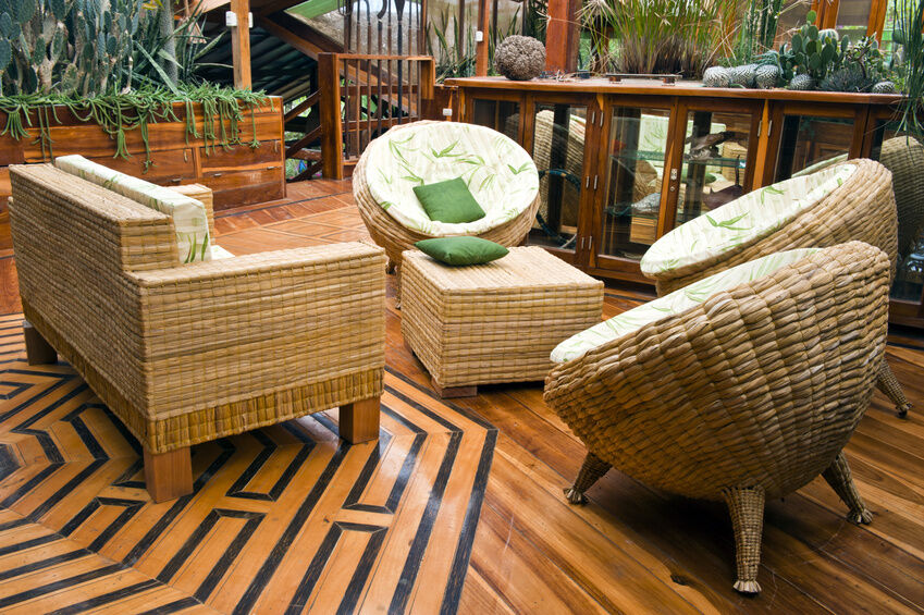 choose genuine non toxic bamboo patio furniture bamboo furniture