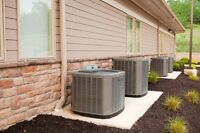 Gas, A/C, and furnace service available
