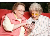 Mobile Phone and Tablet Lessons for Seniors! - Community Session - Sunday 15th January in Broadstone