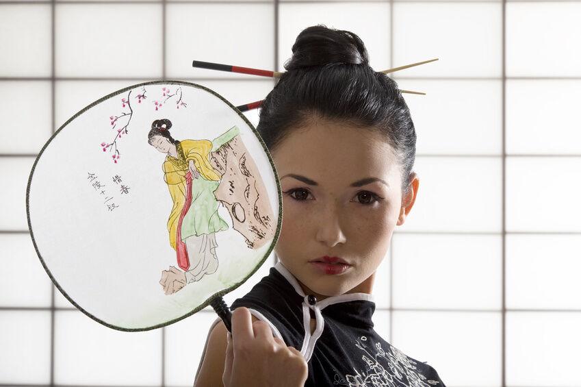 How To Use Hair Chopsticks Ebay