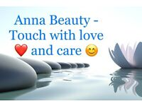Anna Beauty : Touch is love, and love can heal...