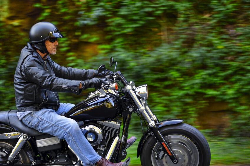 Die Motorradjacke - ein Muss für Biker