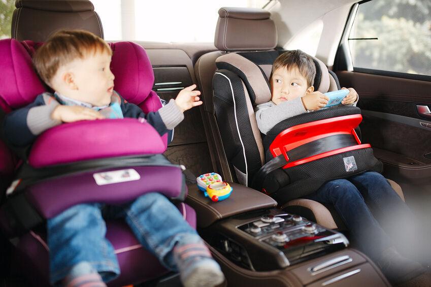 Ferrari Isofix Car Seat Review