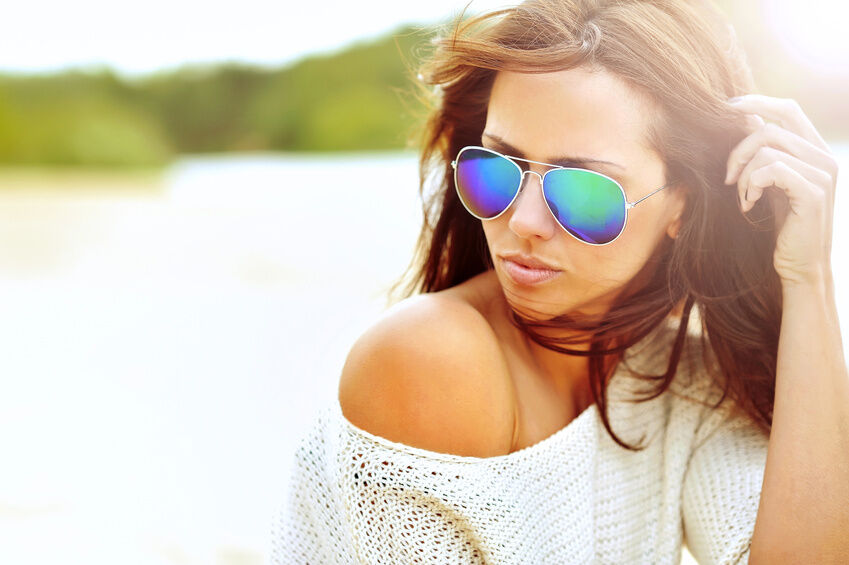 How to Choose Polarised Sunglasses to Flatter Your Face