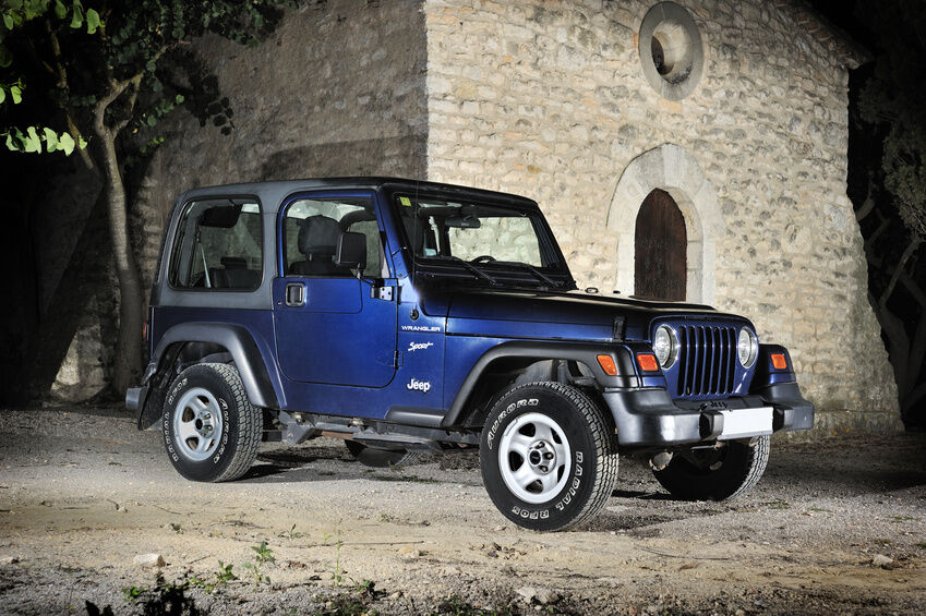 How to Buy an Automatic Jeep Wrangler on eBay