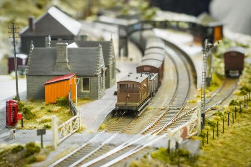 Was Sie beim Kauf von Zugsets Spur N beachten sollten