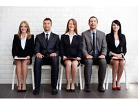 Are you looking for work please CALL us now and email your CV for a confirmation interview email now