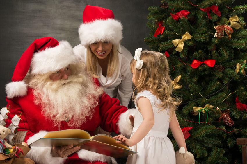 How to Make a Santa Costume
