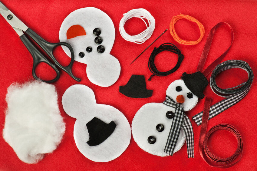Ideas For Making Cute Christmas Crafts With The Kids