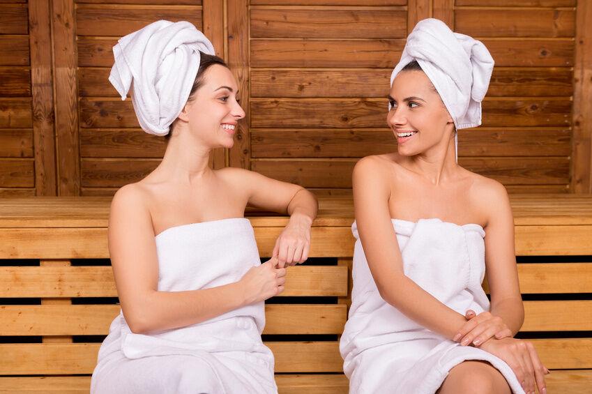 Handtücher für Sauna, Strand, Bad und Hand