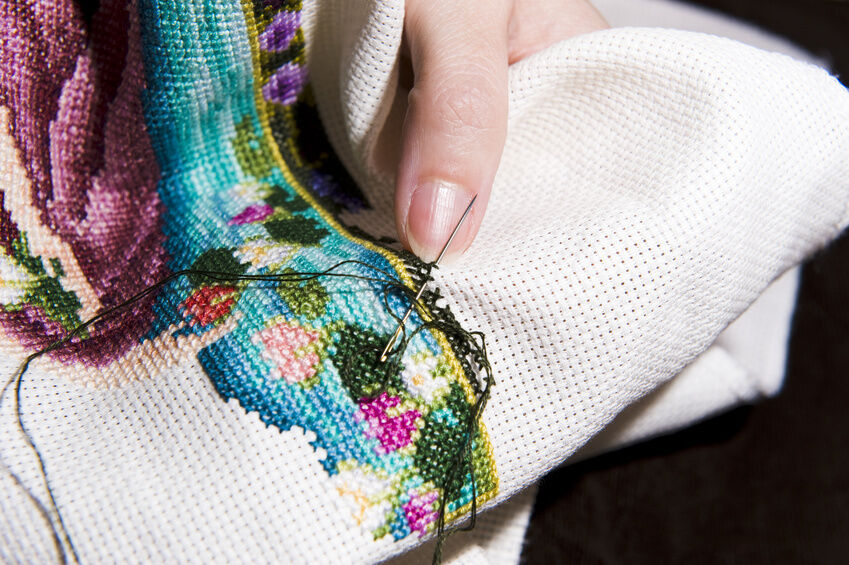 How to Make a Counted Cross Stitch Pattern