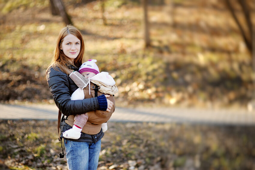 A Beginner's Guide to Choosing a Baby Carrier