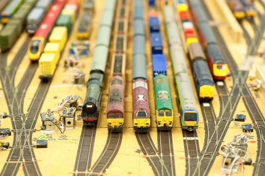 Top 3 00 Gauge Models
