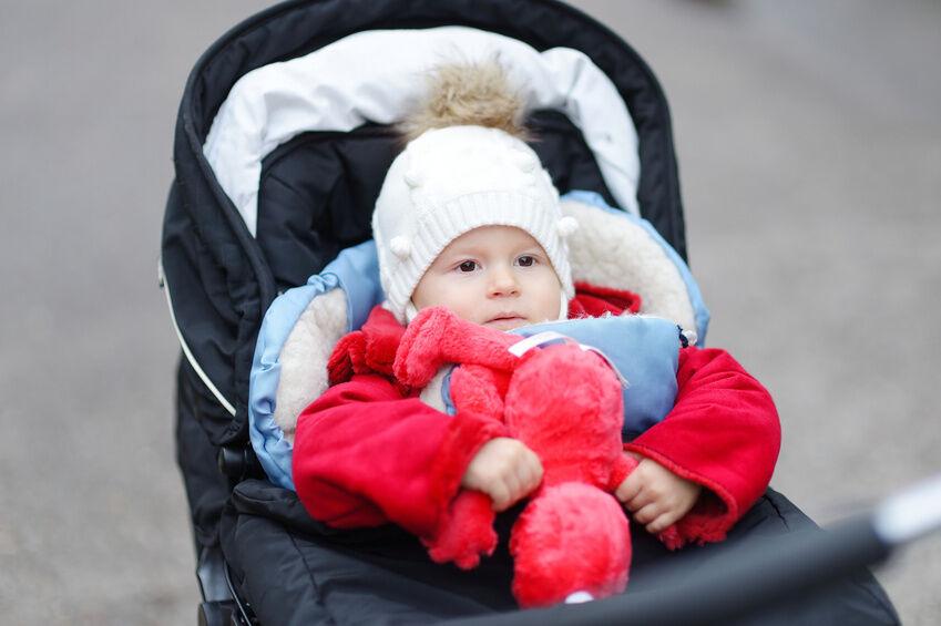 Worauf Sie beim Kauf eines Fußsacks für Ihr Baby achten sollten