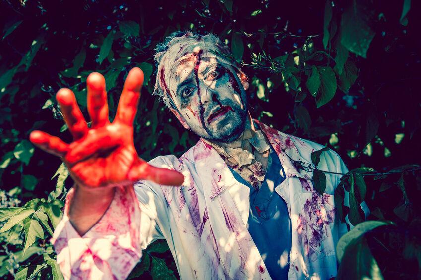 Skurrile Scherzartikel für Fasching und Halloween