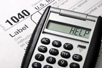Personal Income Taxes prepared by a CGA