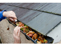 R.B.Guttering service. gutters cleared, unblocked, all gutter and downpipe repairs. gutters replaced