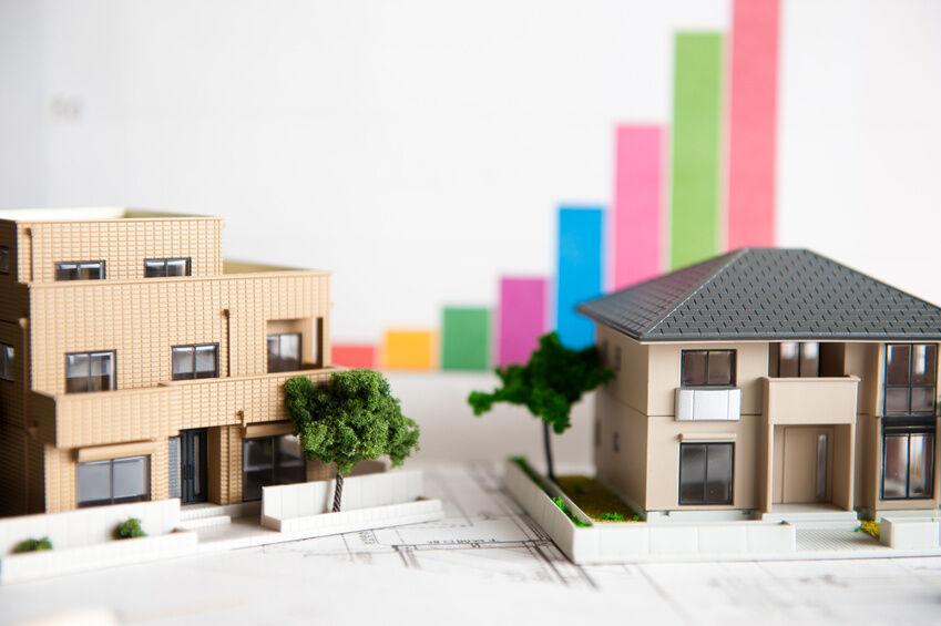 Fertig gebaut: schöne Modelhäuser für die heimische Sammlung