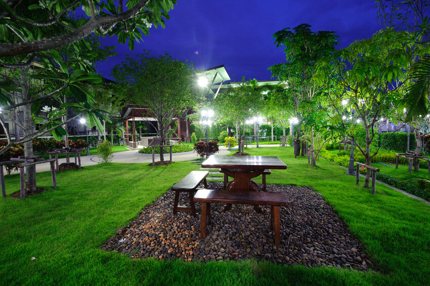 How to Install Outdoor Lights