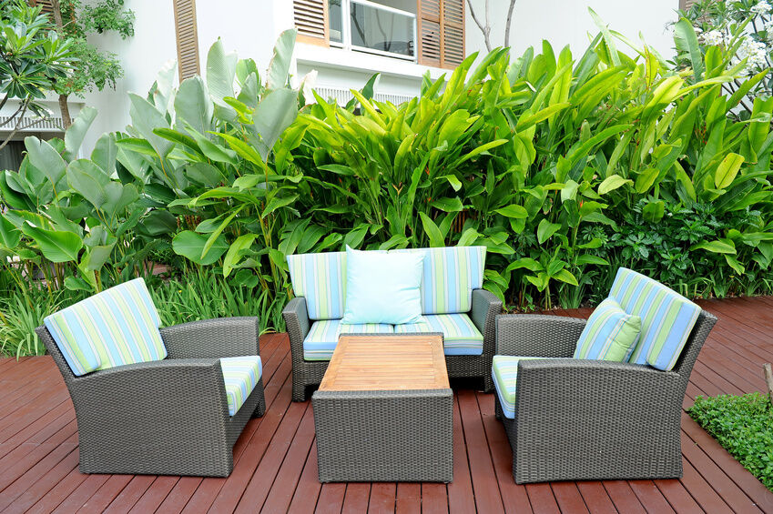 How To Repair Wicker Patio Furniture Part 47