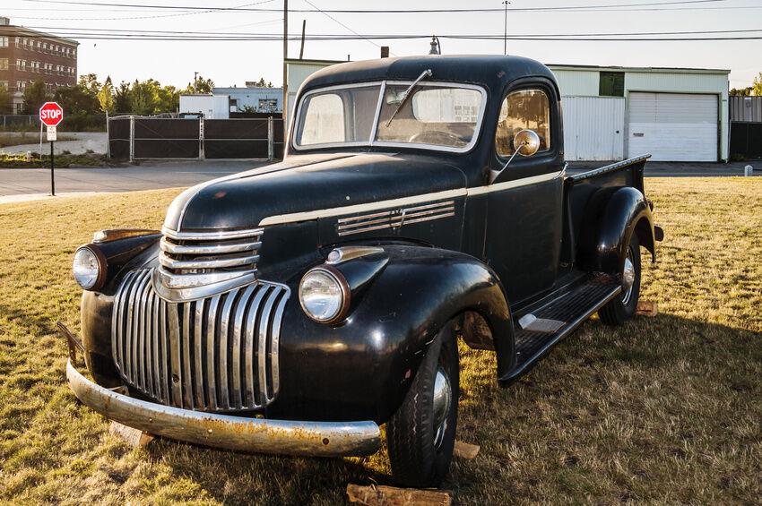 Image Gallery old pickup trucks ebay
