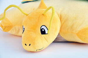 NEW-POKEMON-DRAGONITE-PILLOW-BUDDIES-FRIEND-PLUSH-19-dragon