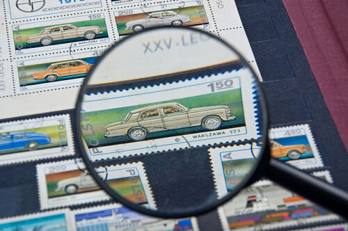How to Preserve Stamps