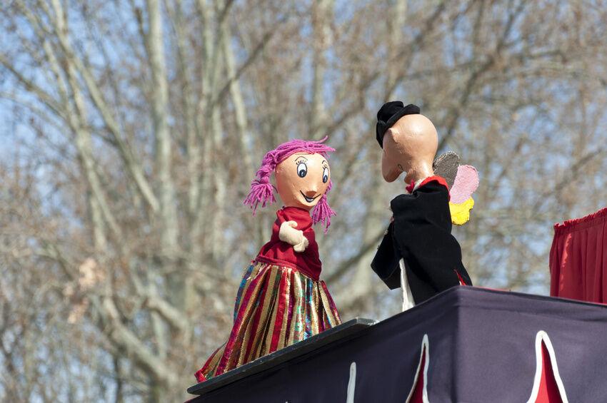 Die beliebtesten Figuren aus dem Kasperle-Theater