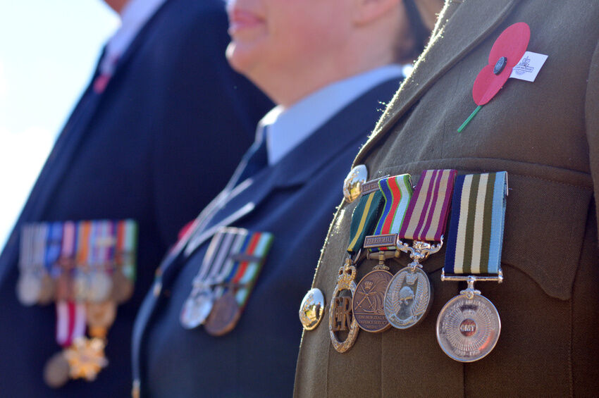 How to Buy British WWII Medals
