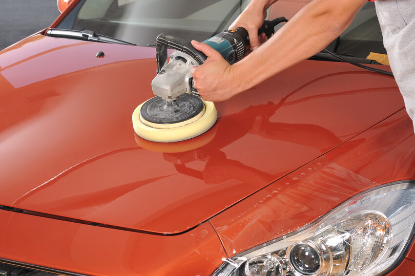How to Buff Out Scratches and Swirl Marks