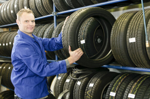 An Amateur Mechanic's Guide to Buying Car Tyres