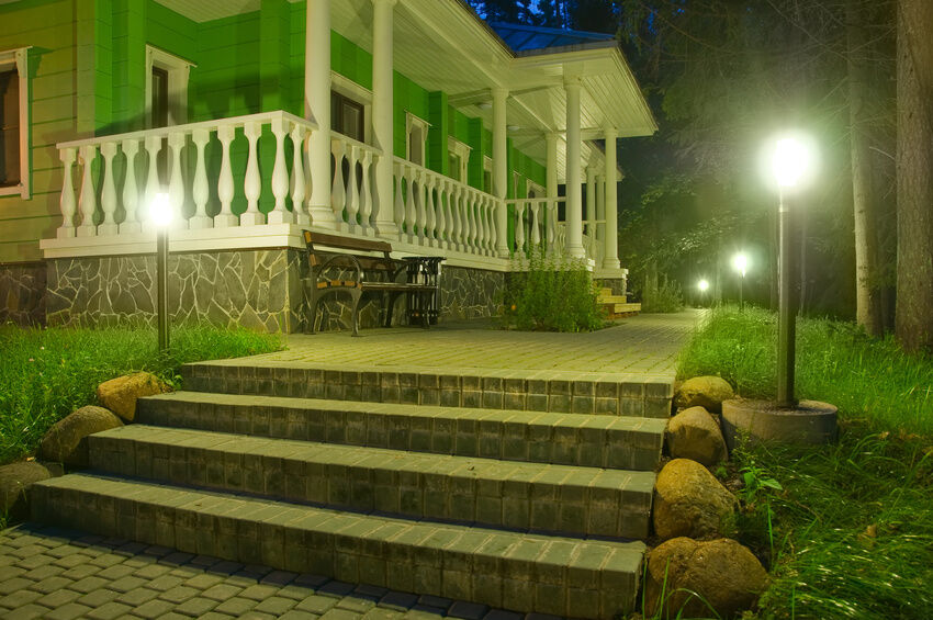 Your Guide to Maintaining Outdoor Lighting