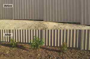 Fence Finish(TM) Trim Panels West Perth Perth City Area Preview