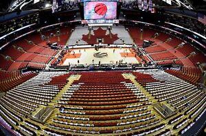 Toronto Raptors tickets for this Sunday.