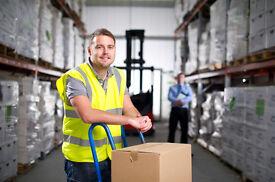 Warehouse Operative & Online Picker/Packer - f/t & p/t