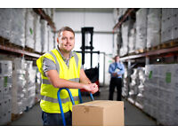Warehouse Operative & Online Picker/Packer - f/t & p/t