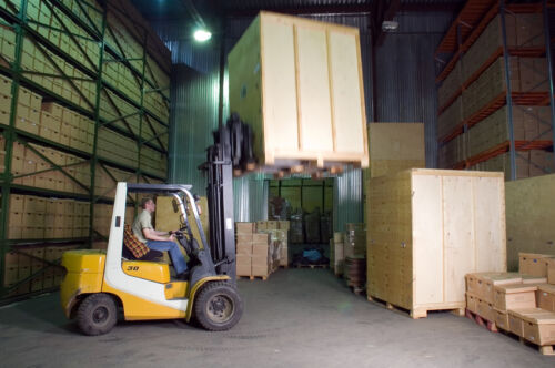 Forklifts: The Essential Training and Certification