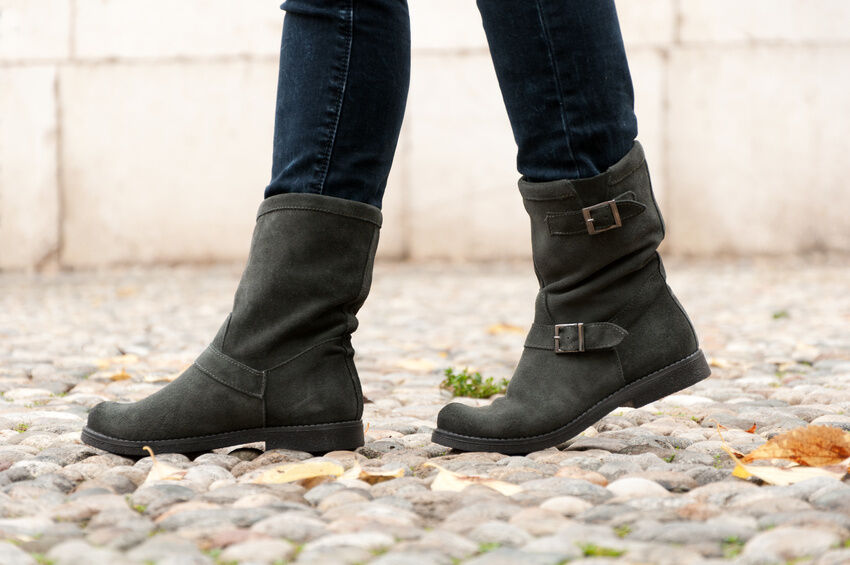 Your Guide to Buying Women's Biker Boots