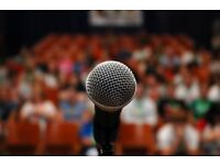 Improve your public speaking and presenting skills