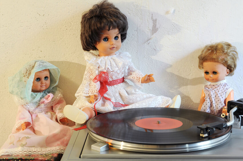 How to Care for Your Plastic Dolls