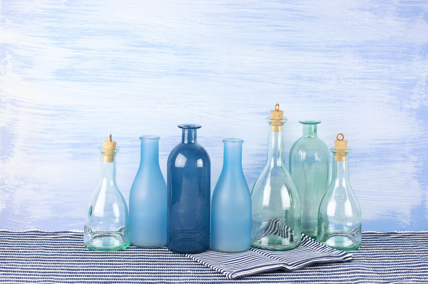 How to Restore Old Bottles